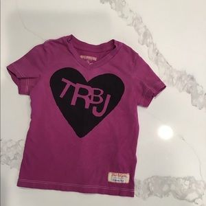 True religion purple shirt